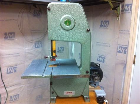 ulmia bench top band saw sold by paratrooper34
