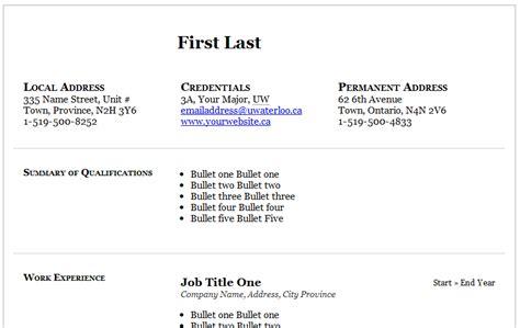 serif template top list of free and premium resume templates for proper cvs