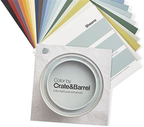 paint colors crate and barrel paint crate and barrel