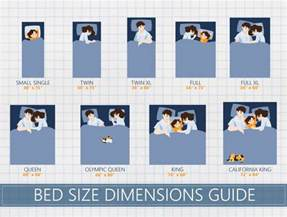King Size Bed Dimensions Sears Mattress Size Chart And Bed Dimensions The Definitive Guide