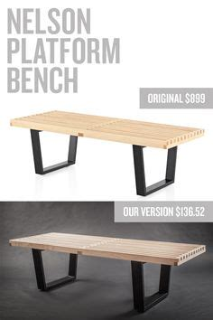 west elm benches and tutorials on pinterest