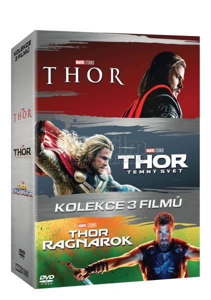 film thor terbaru full movie thor 1 3 collection 3 dvd