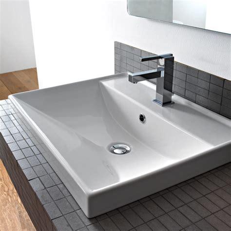 ada badezimmer vanity scarabeo ml einbauwaschtisch b 60 t 40 cm 3001 emero de