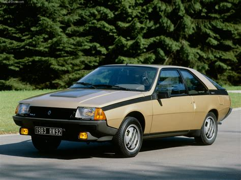 renault fuego black renault fuego review and photos