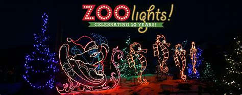 zoo lights zoolights utah s hogle zoo