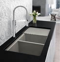 Kitchen Sink And Faucet Functional Stylish Kitchen Sinks