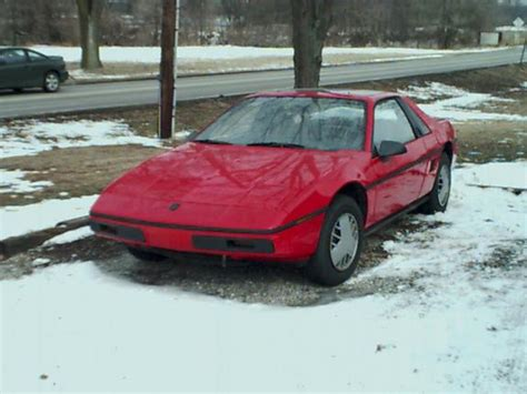 where to buy car manuals 1986 pontiac fiero regenerative braking custmstereofiero 1986 pontiac fiero specs photos modification info at cardomain