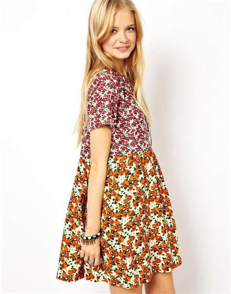 Smock Top Floral Dress Like Gucci by 25 Best Smock Dress Ideas On Babydoll Dress