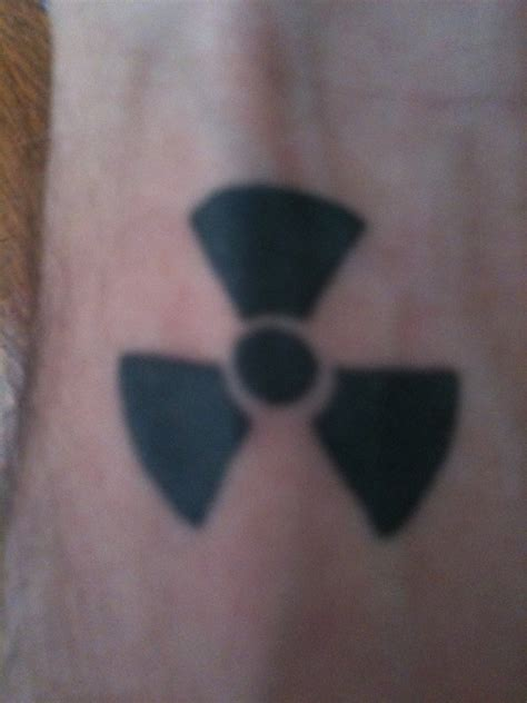 radiation tattoo radiation by alpha42 on deviantart
