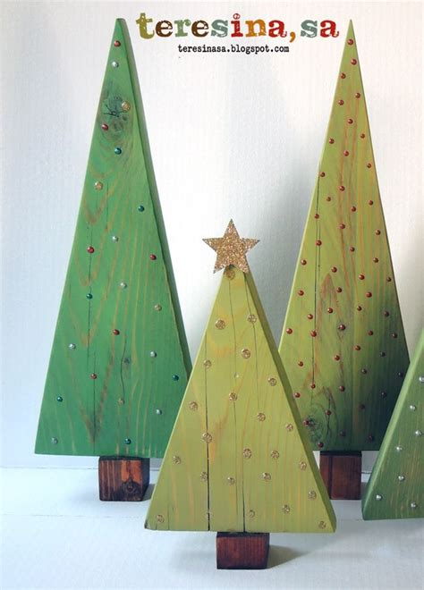 rodajas arbol manualidades m 225 s de 25 ideas incre 237 bles sobre 193 rboles de navidad de