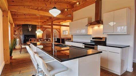 cuisine t駑駻aire maison orbis la maison leed la plus 233 tanche 224 l air au