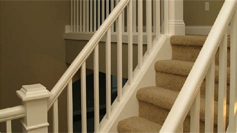 Installing Stair Banister Indoor Railing Ideas Building Interior Stair Railings