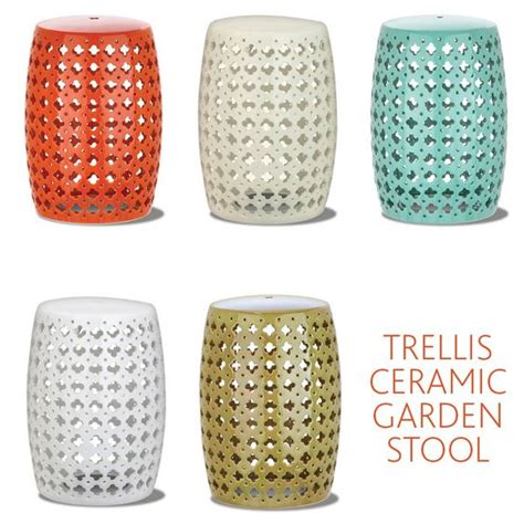 ceramic garden stools garden stools and outdoor side