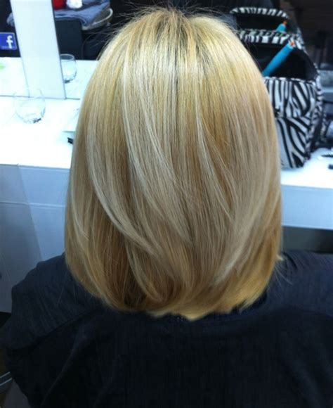 all one length womens hairstyles side part bob with bangs hairstylegalleries com