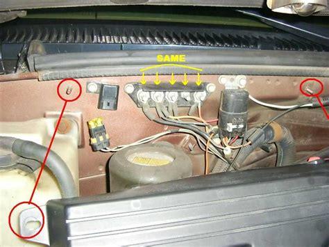 1994 chevy compressor fuse autos weblog 1994 chevy silverado 1500 fuse box autos weblog