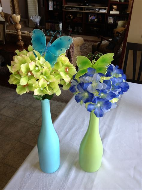 diy wedding shower centerpiece ideas easy diy bridal shower ideas from welcome to