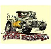 Pics Photos  Portfolio Hot Rod Cartoon Art