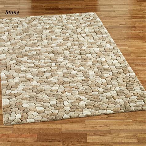 pebble rug pebble area rugs