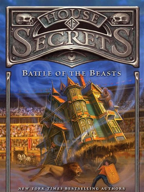 Cover Reveal Chris Columbus House Of Secrets No 2