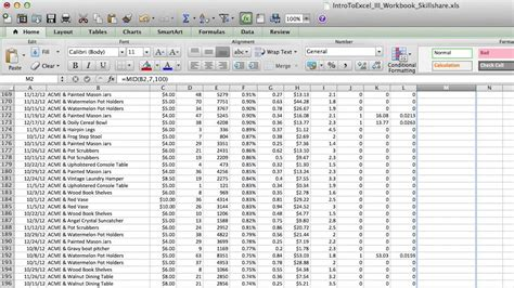 raw statistical data sets how to clean up raw data in excel youtube