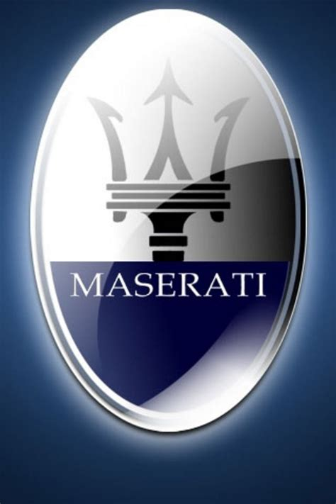 maserati logo wallpaper iphone maserati logo iphone wallpaper hd