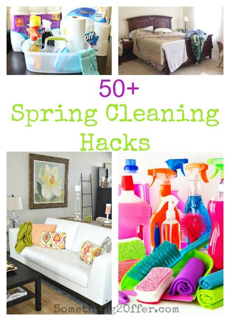 spring cleaning hacks spring cleaning hacks
