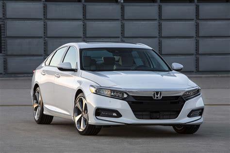 2018 Honda Accord 2018 Honda Accord Reviews And Rating Motor Trend