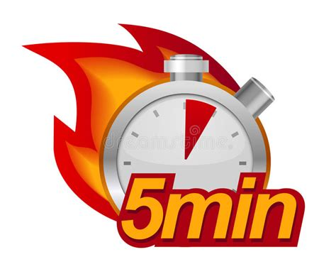 download mp3 new five minutes five minutes timer stock vector illustration of shiny