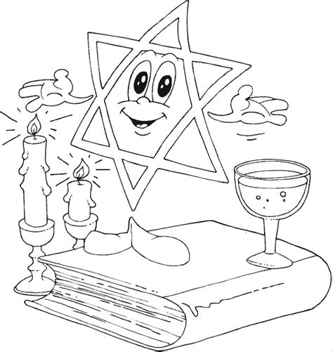 coloring page of star of david star of david coloring page coloring com