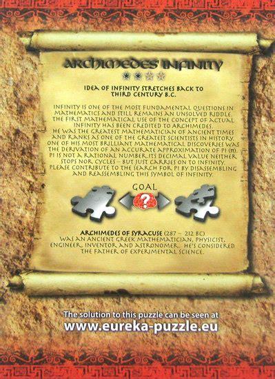 archimedes infinity łamigł 243 wka archimedes infinity poziom 2 4 eureka