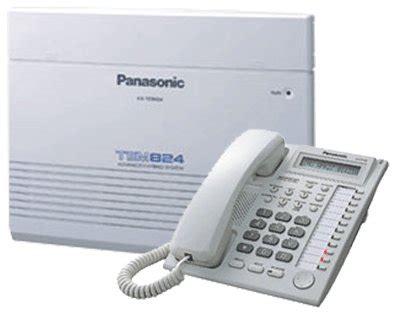 Pabx Panasonic Kxt Es 824 Berkualitas panasonic kx tes824 16 line advanced hybrid pabx system