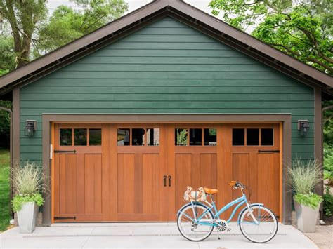 faux wood garage doors for all styles home ideas collection