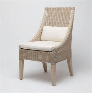 wicker dining room chair furniture appealing image of dining room decoration using