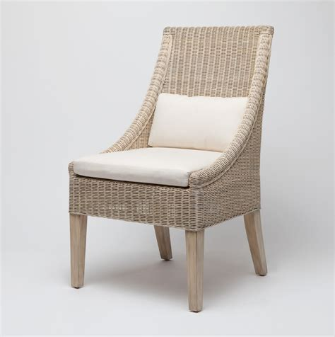 Wicker Dining Room Chair by Furniture Appealing Image Of Dining Room Decoration Using