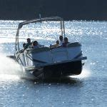 best small pontoon boats 2017 10 of the best pontoon boats of 2017 boat