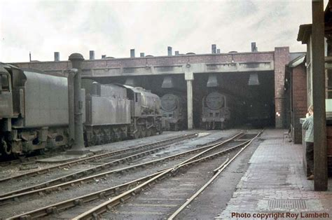 The Shed Wakefield by David Heys Steam Diesel Photo Collection 62 Rail
