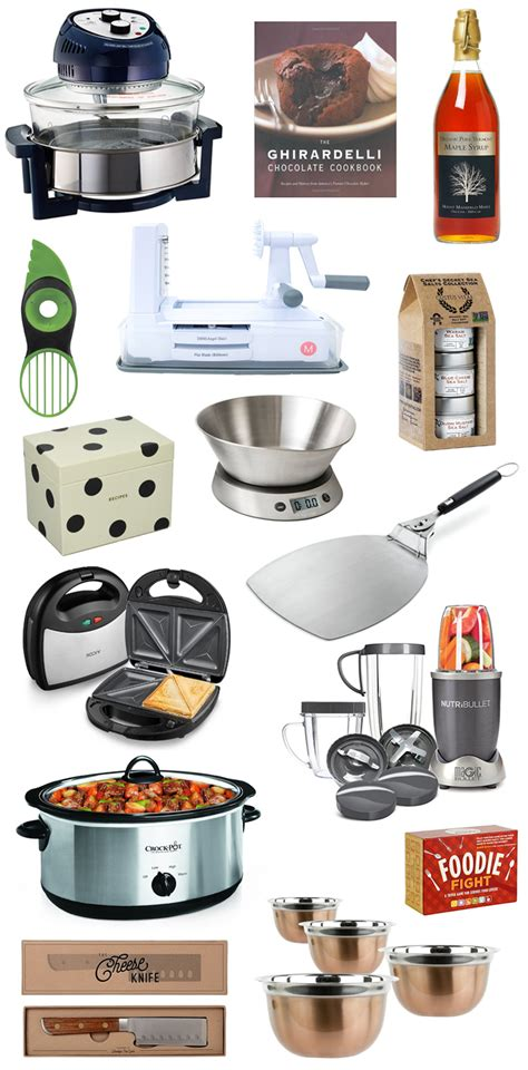 gifts for cooks 15 must have gifts for foodies and cooks gift guide