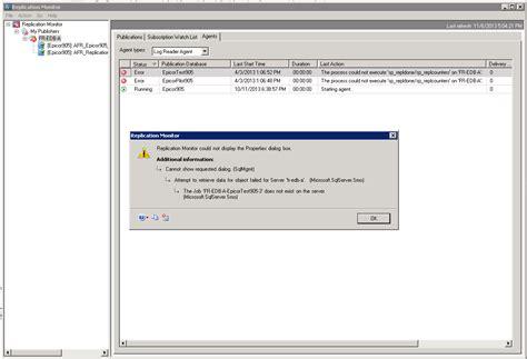 log file reader windows sql server 2008 how to remove orphaned log reader agents