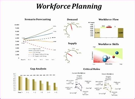 workforce plan template exle excellent workforce analysis template images exle
