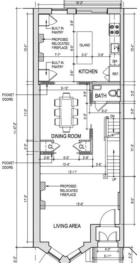 brooklyn brownstone floor plans 25 best ideas about brownstone interiors on pinterest