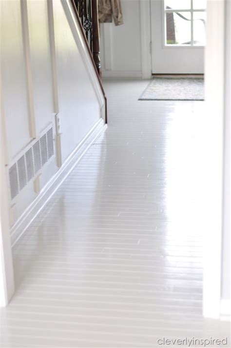 painted wood floors how to paint prefinished hardwood floors