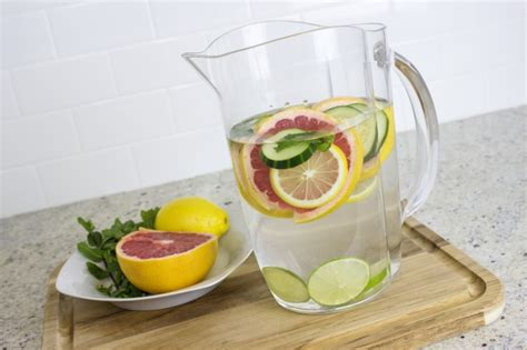 Getting Your Detox In Gear With These Superfoods by Best Fruit Combos For Your Summer Detox Water