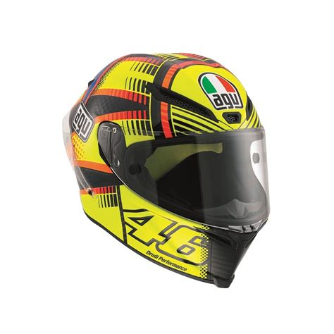 Helm Agv New agv pista gp soleuna qatar 2015 helmet