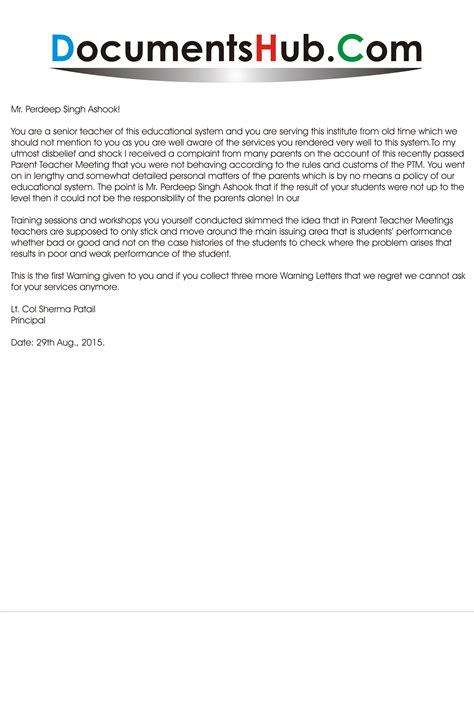 warning letter template nz written warning letter template nz cover letter for