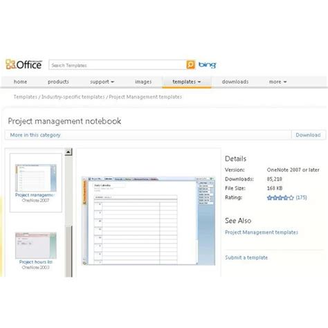 onenote project management templates image gallery onenote project tracking sheet