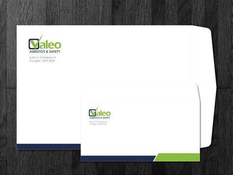 corporate envelope template playful envelope design for company in australia