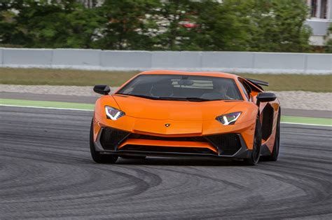 lamborghini aventador lp 750 4 2016 lamborghini aventador lp 750 4 superveloce first
