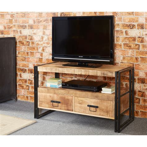Industrial Metal Tv Cabinet by Bonsoni Baudouin Industrial Tv Stand Made From Reclaimed