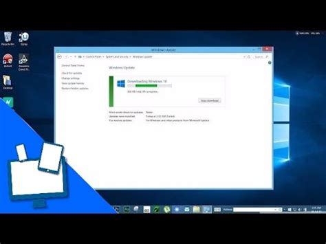 windows 10 tutorial how to geek how to force upgrade to windows 10 without delay youtube