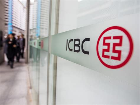 icbc bank china s icbc posts decade low profit growth bankers